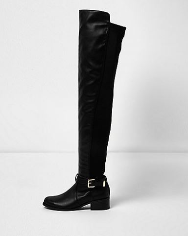 river island bad weather boot