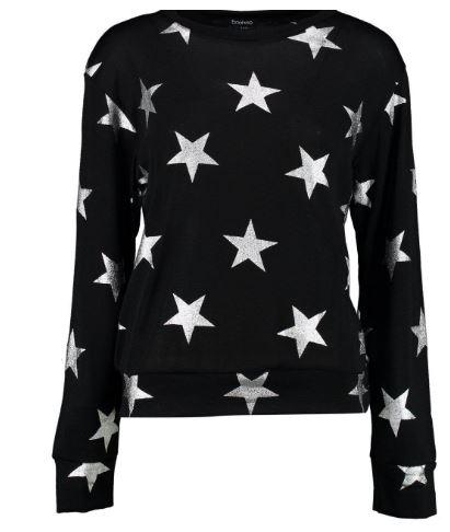 boohoo-star-sweater
