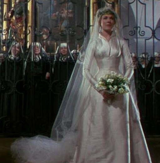 5 Classic Movie Wedding Gowns For Timeless Dress