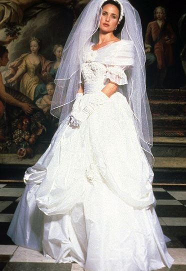 One Dress That Certainly Does Not Stand The Test Of Time In Any Shape Or Form Is This From Molly Ringwald Flick Betsey S Wedding