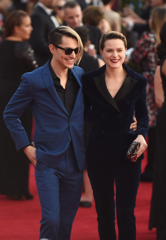 Evan Rachel Wood Zach Villa