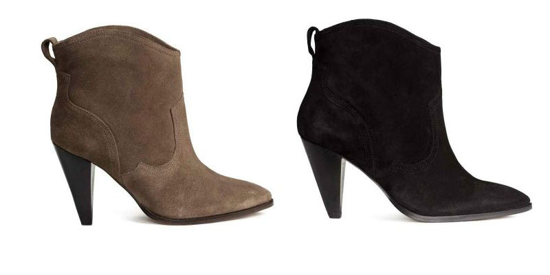 the most flattering ankle boots just arrived in