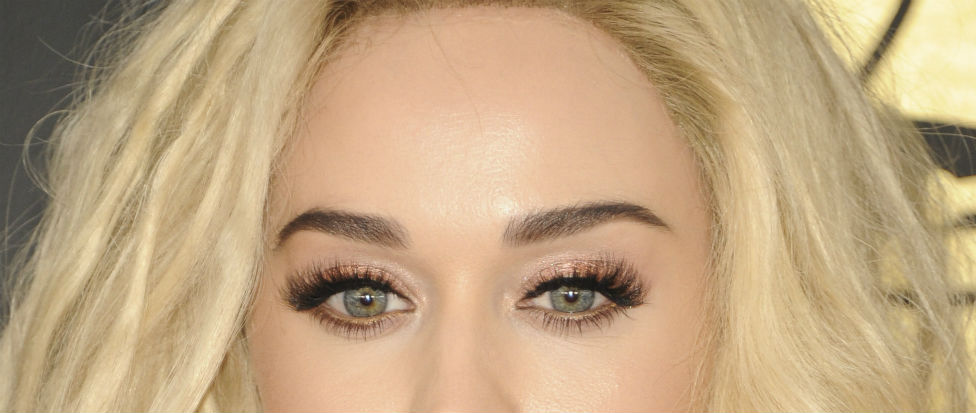 Katy Perry down slanting falsies