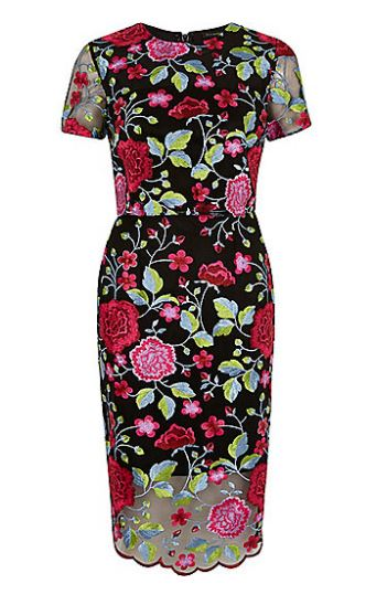 Dresses For Wedding Guest River Island : This new in store dress river island is just what your