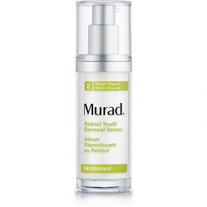 Murad youth renewal serum younger skin quest