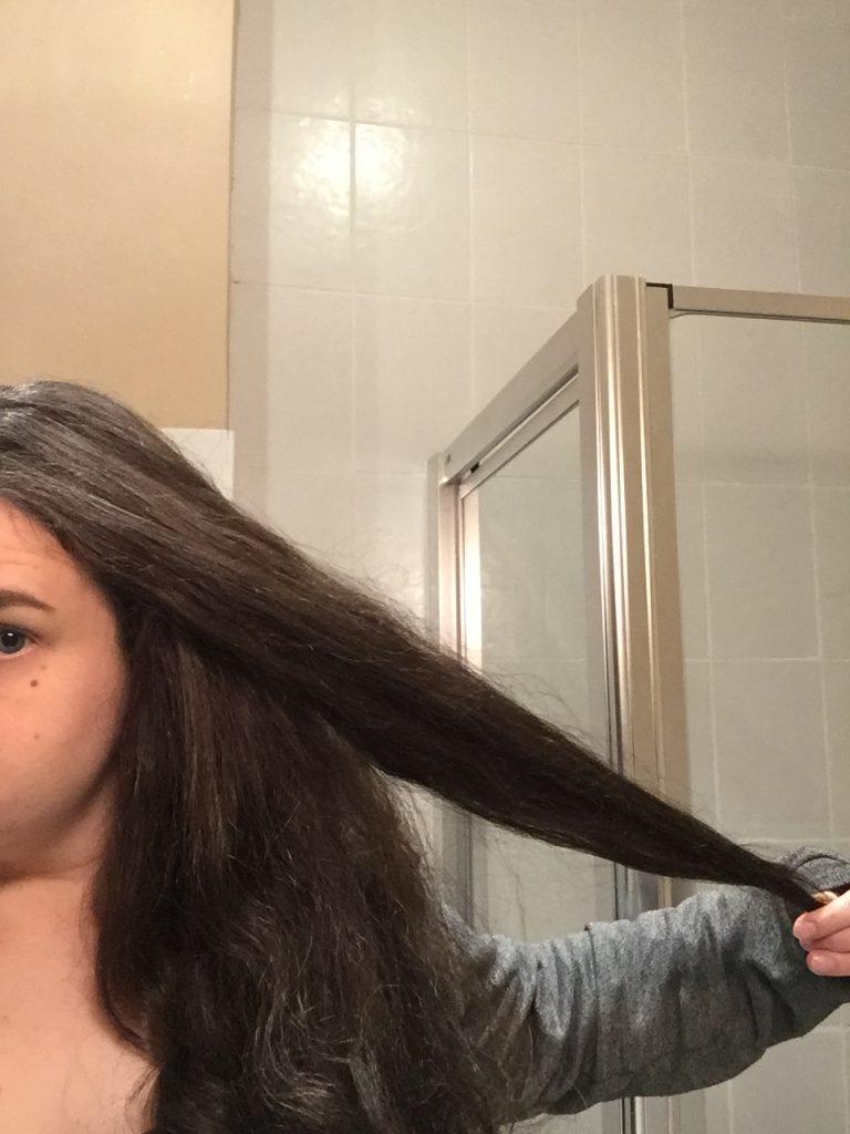Pre-hair cut