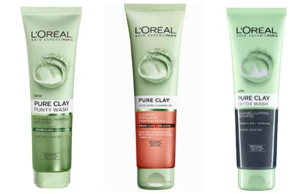 skin spring clean loreal