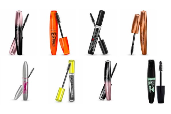 rimmel mascara fun beauty facts