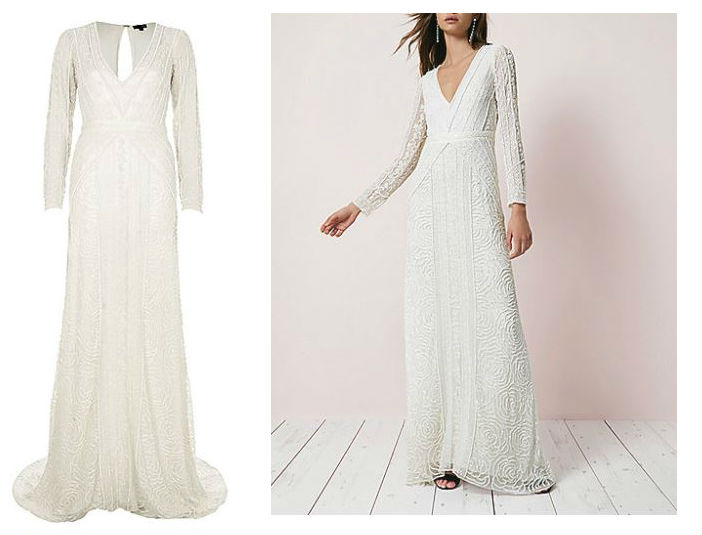 The River Island Premium Collection Just Sorted Your Wedding What To