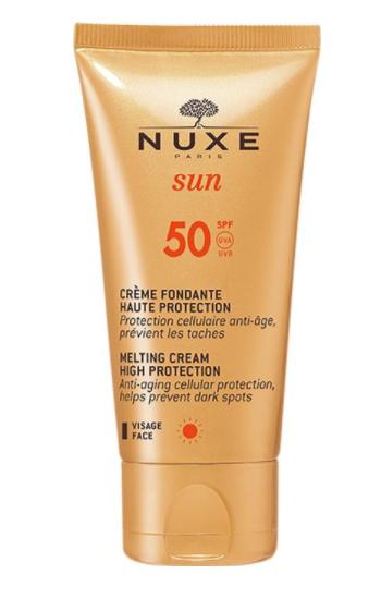 best spf moisturisers for dry skin NUXE spf 50