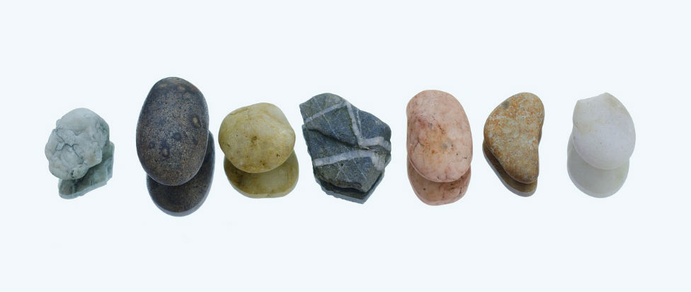 Eminence Facial massage stones