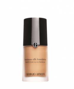 Armani luminous silk best foundations for dry skin