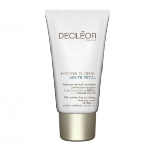 Decleor hydra floral white petal mask