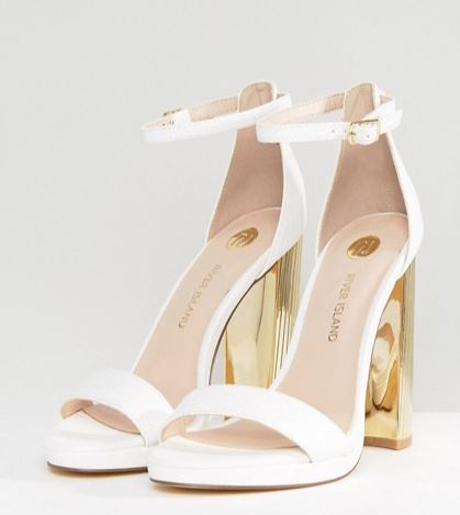 Cannes Film Festival shoes river island