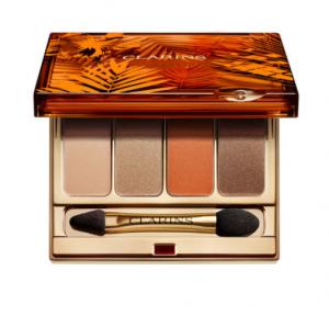 the best eyeshadow palettes tropical splendour clarins
