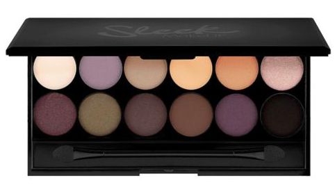 Sleek au naturel 601 the best eyeshadow palettes
