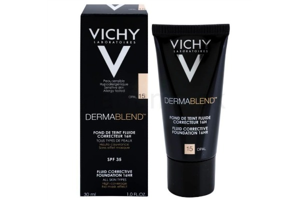 vichy dermablend SPF foundations