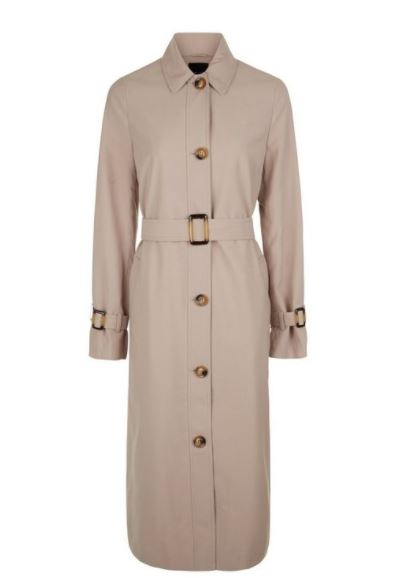 new look trench one coat