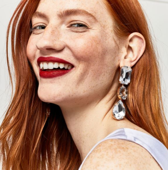 warehouse statement earring trend