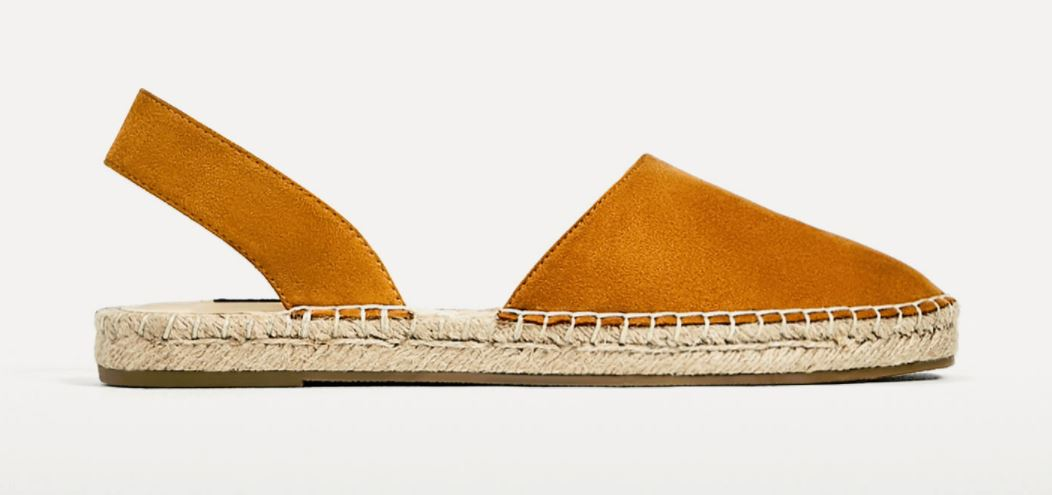 zara summer shoes 1