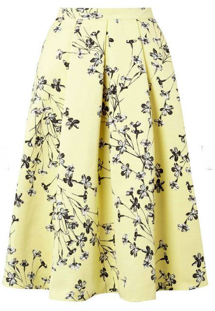 miss selfridge skirt summer sales