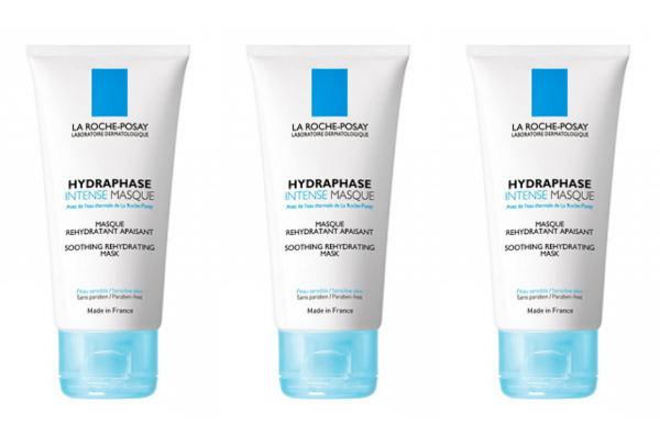 dehydrated skin mask LRP hydraphase