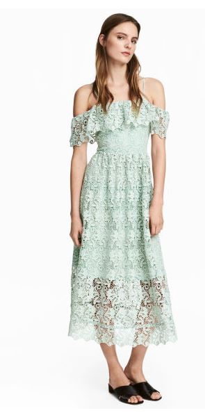 hm wedding guest dresses