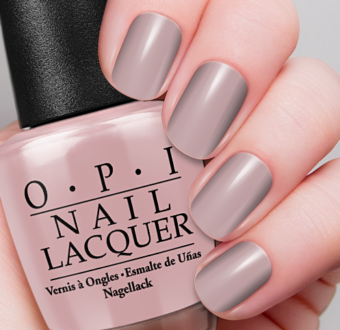 OPI Tickle My Franc y perfect nude nail polish