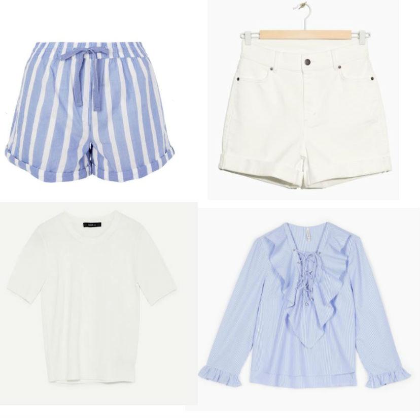 shorts and shirts heatwve uniform