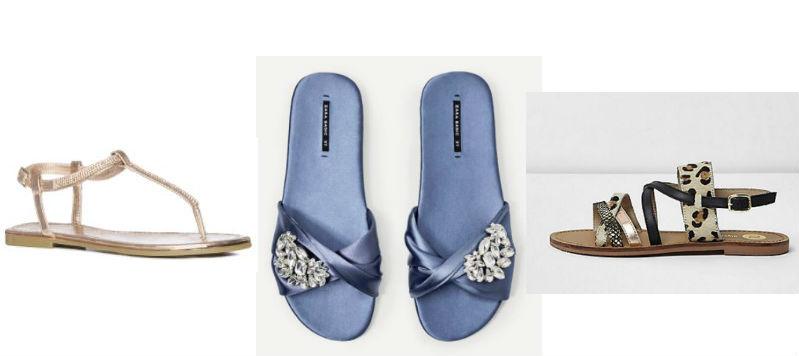 heatwave uniform sandals