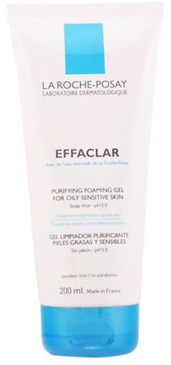 face washes for oily skin La Roche posay Effaclar