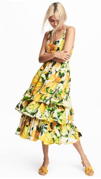 hm summer dress payday