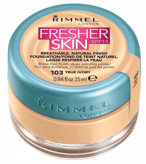 rimmel foundation