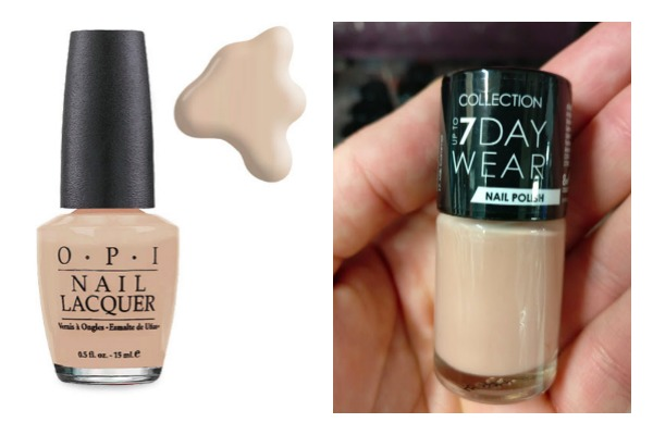 We\'ve found a dupe for OPI Samoan Sand its only €2.69 | Beaut.ie