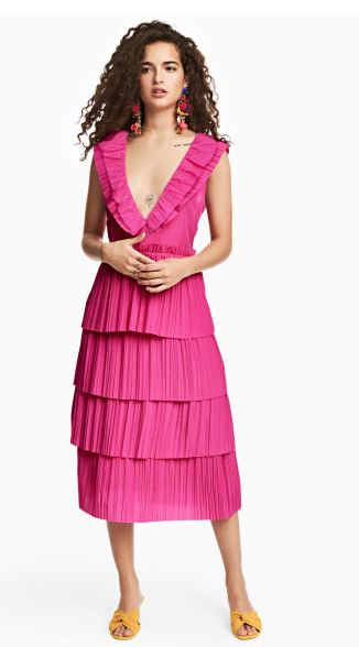 hm summer wedding guest dresses