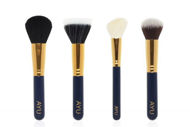 All about face AYU brushes