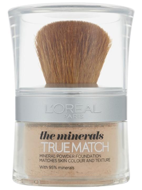Loreal the minerals True Match skin break