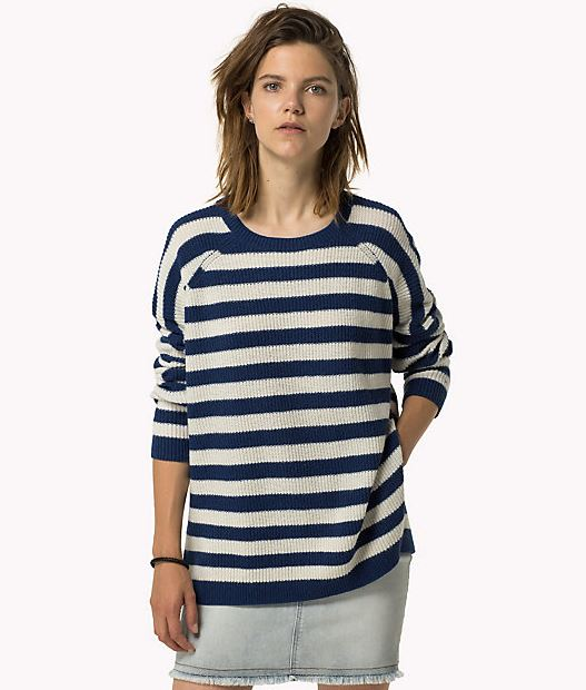 tommy hilfiger summery jumper