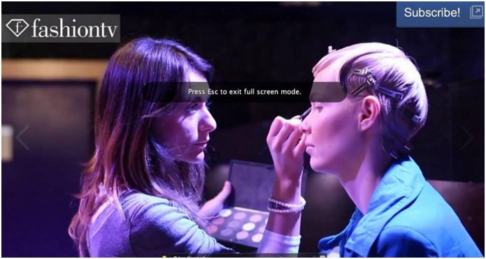 acne scar removal fashion tv