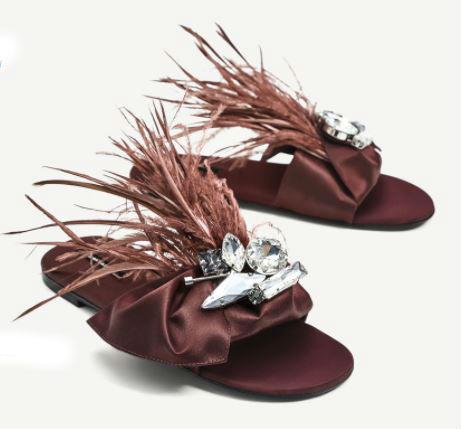 zara statement shoes