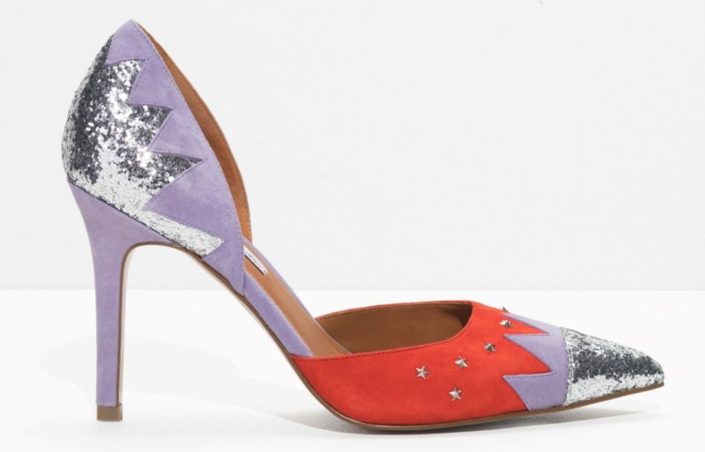 other stories statement shoes