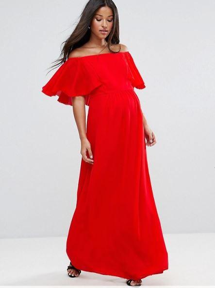 asos Kate Middleton red dress