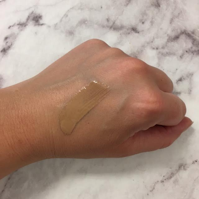 Double Wear Nude Water Fresh Makeup swatch 1