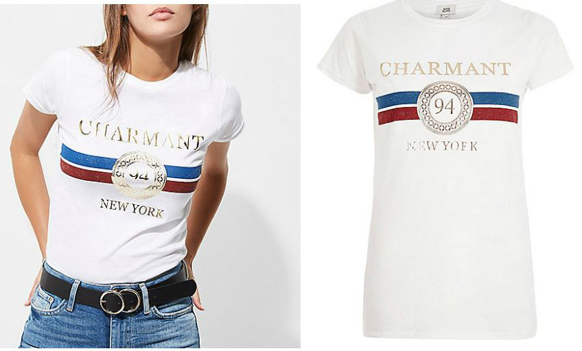 731e8623 We've found a €25 lookalike for Gucci's famous logo t-shirt | Beaut.ie