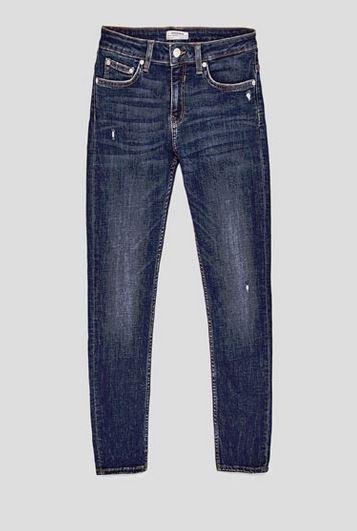 zara jeans aw17