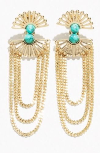 other stories statement earrings