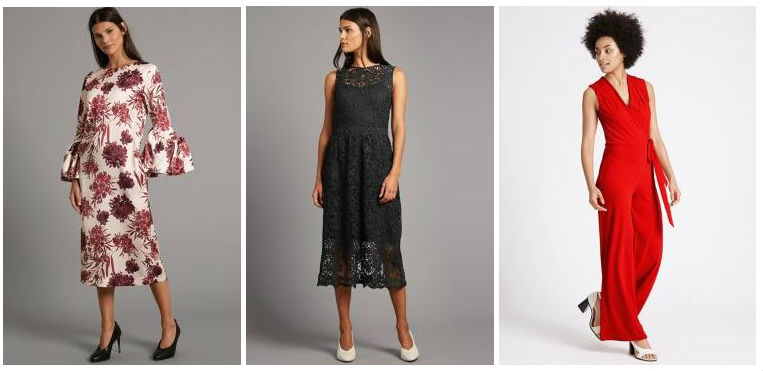 ms autumn wedding guest dresses