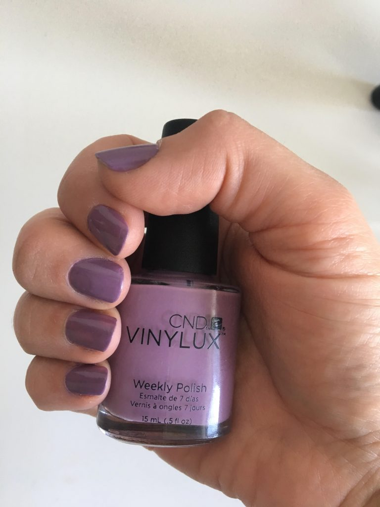 If you love dark nail colours you need the new Vinylux Nightspell ...