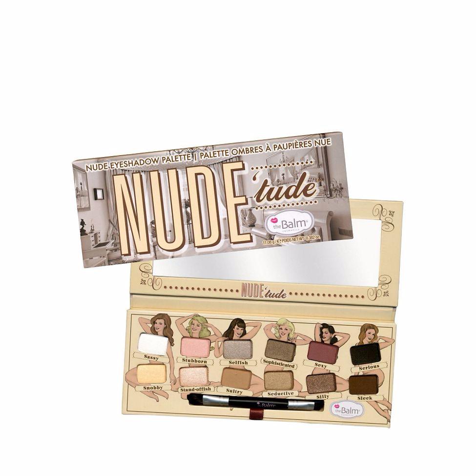 Nude'tude essential eyeshadow palette