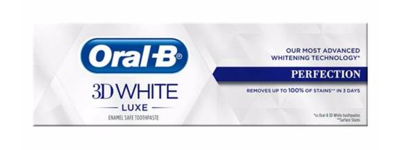 Oral B 3d white Luxe whiter smile